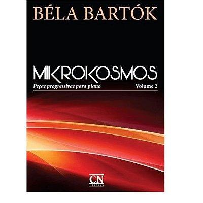 Método Piano Mikrokosmos Béla Bartók - Vol 2