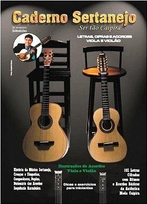 Método Caderno Sertanejo - Vol 1