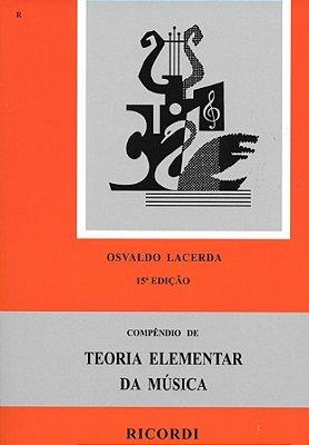 Método Compêndio Teoria Elementar da Música