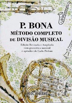 Método Completo Bona Divisão Musical
