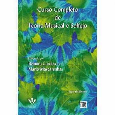 Método Curso Completo de Teoria Musical e Solfejo - Vol 2