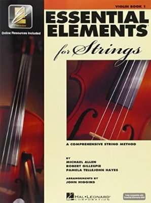 Método Essential Elements for Strings - Book 1
