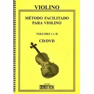 Método Facilitado para Violino - Vol 1 e 2