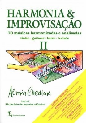 Método Harmonia & Improvisação Almir Chediak - Vol 2