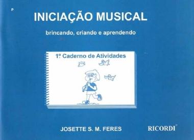 Método Iniciação Musical Josette S. M. Feres