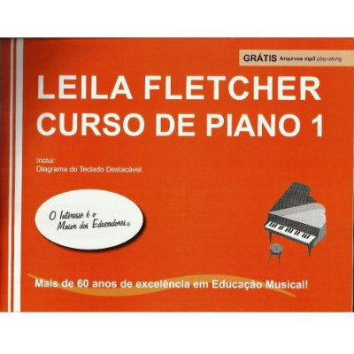 Método Leila Fletcher Piano Course - Vol 1