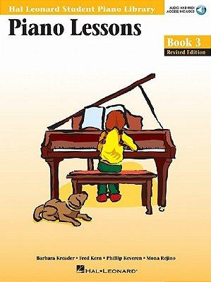Método Lições de Piano Hal Leonard - Vol 3