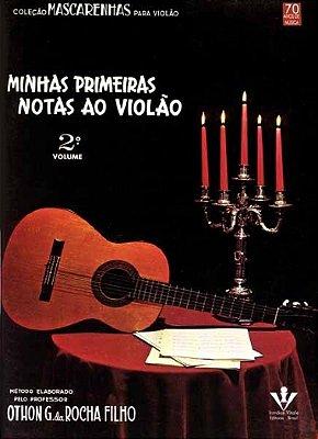 Método Minhas Primeiras Notas ao Violão - Vol 2