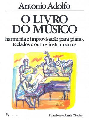 Método O Livro do Músico Antonio Adolfo