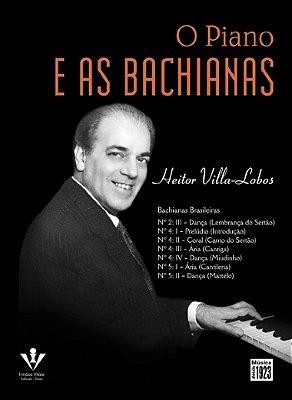 Método O Piano e as Bachianas Heitor Villa-Lobos