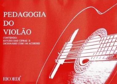 Método Pedagogia do Violão