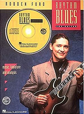 Método Rhythm Blues for Guitar Robben Ford