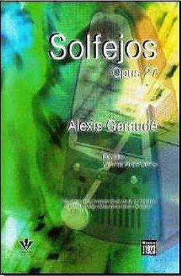 Método Solfejos Alexis Garaudê Opus 27