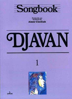 Método Songbook Djavan - Vol 1