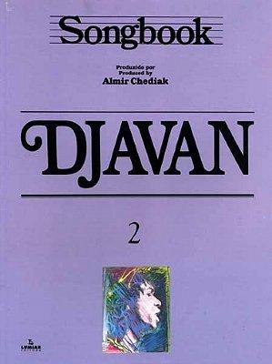 Método Songbook Djavan - Vol 2