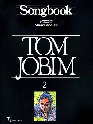 Método Songbook Tom Jobim - Vol 2