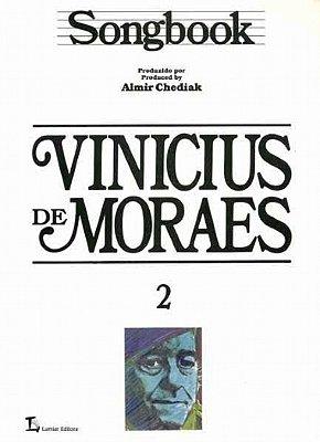 Método Songbook Vinicius de Moraes - Vol 2