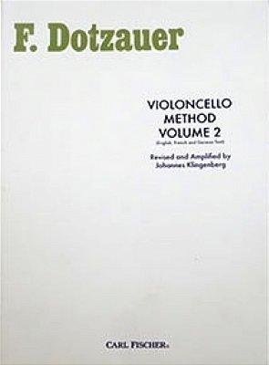 Método Violoncelo F. Dotzauer - Vol 2