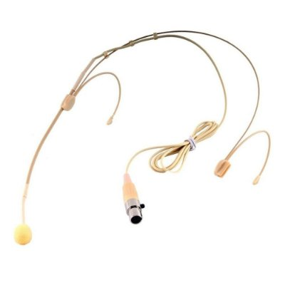 Microfone Auricular Avulso Sem Fio Karsect HT3C Mini XLR