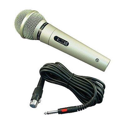 Microfone de Mão Carol MUD-515
