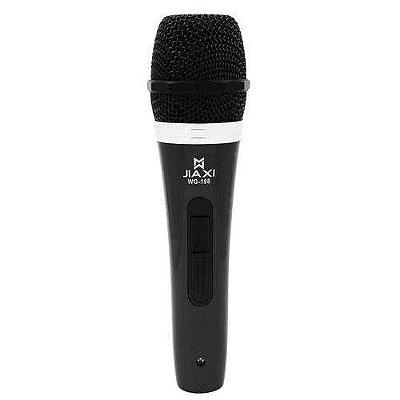 Microfone de Mão Jiaxi WG-198