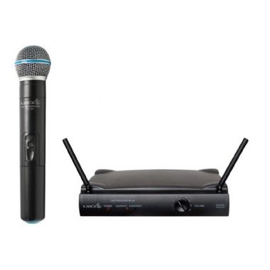Microfone sem Fio de Mão Lyco UH01M