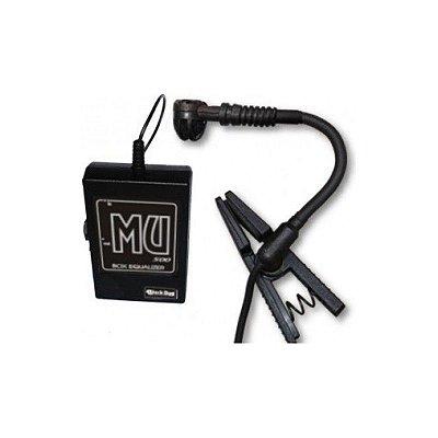 Microfone Sopro Black Bug MU500