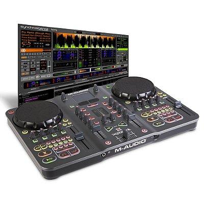 Interface Mixer Digital M-Audio Torq Xponent