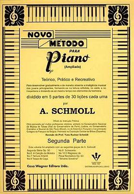 Método Novo para Piano A. Schmoll - Vol 2