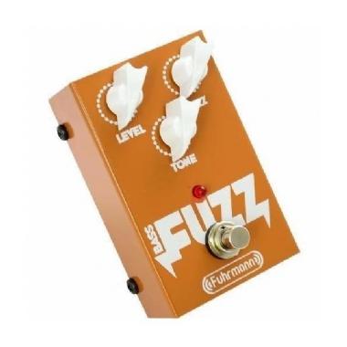 Pedal para Baixo Fuhrmann Bass Fuzz BF02