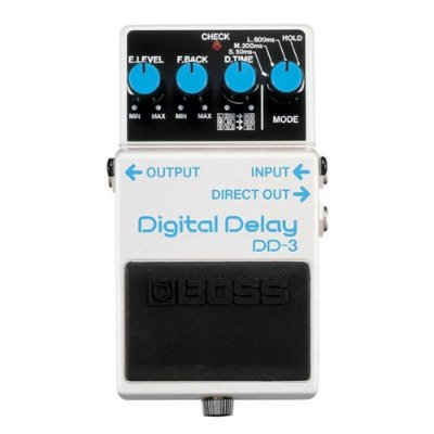 Pedal para Guitarra Boss Digital Delay DD3
