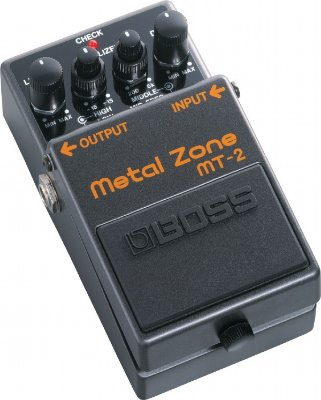 Pedal para Guitarra Boss Metal Zone MT-2