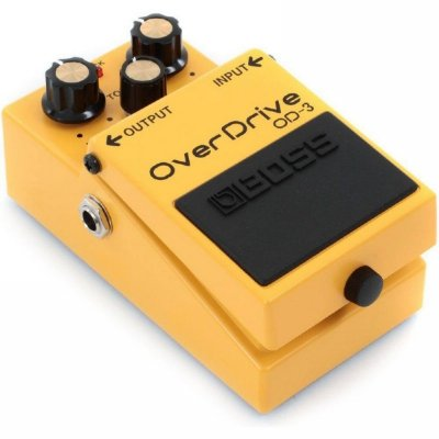 Pedal para Guitarra Boss Overdrive Distorcion OD-3