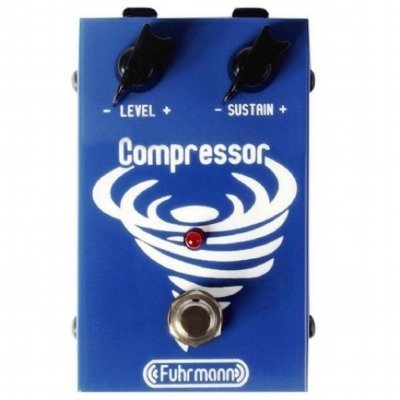 Pedal para Guitarra Fuhrmann CM 02 Compressor