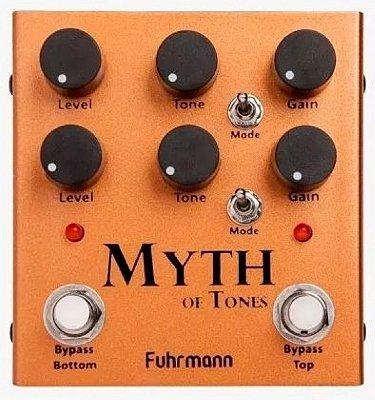 Pedal para Guitarra Fuhrmann Myth of Tones MY01