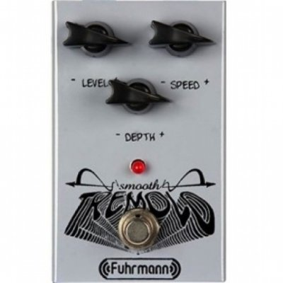 Pedal para Guitarra Fuhrmann Smooth Tremolo ST-01