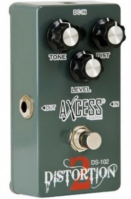 Pedal para Guitarra Giannini Axcess Distortion DS-102