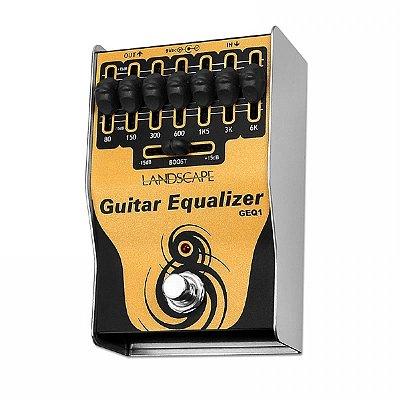 Pedal para Guitarra Landscape Equalizer GEQ-1