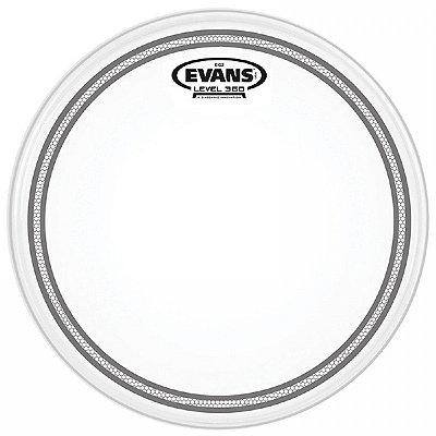 """Pele 12"""" Evans Transparente EC2S TT12EC2S"""