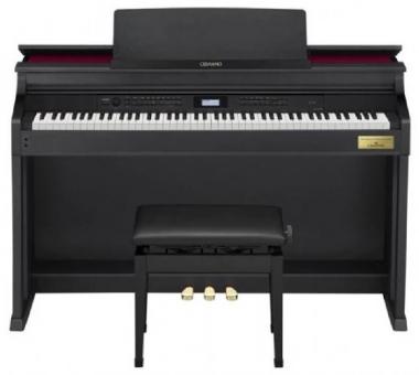 Piano Celviano Digital 88 Teclas Casio AP-700 BK C2LNM 7/8