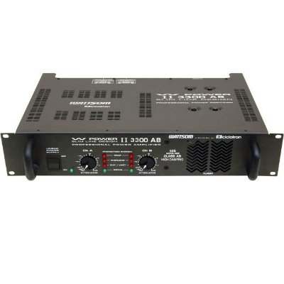Potência Ciclotron WP3300 750W