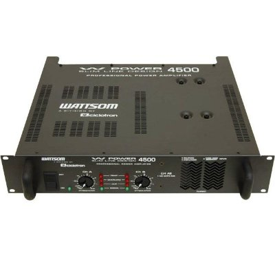 Potência Ciclotron WP4500 1125W