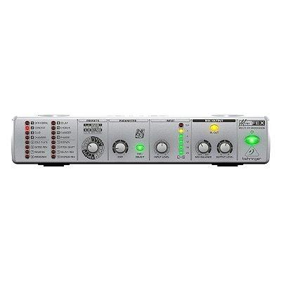 Processador de Efeitos Behringer FEX800