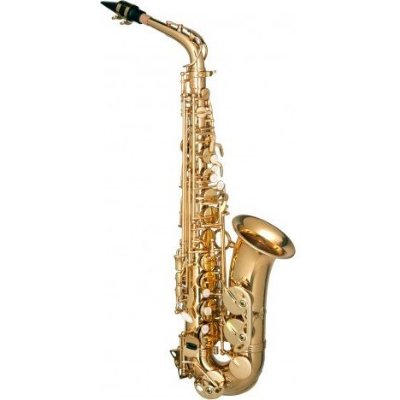 Saxofone Alto Hofma HSA 400 GLQ