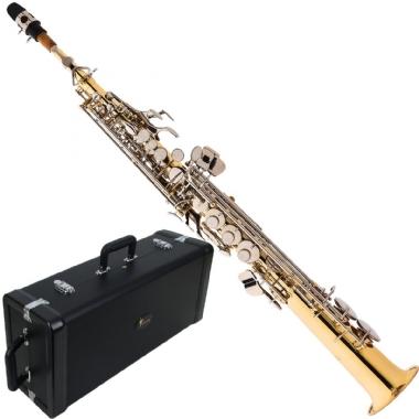 Saxofone Soprano Eagle SIB SP502