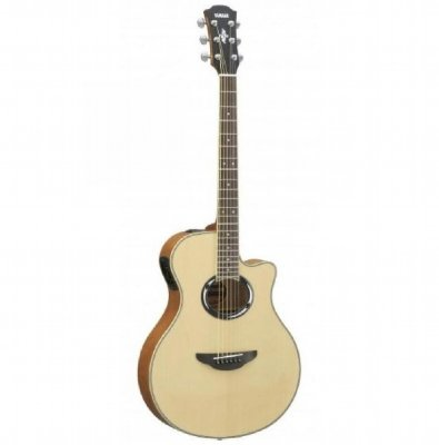 Violão Elétrico Aço Yamaha APX500 III NT