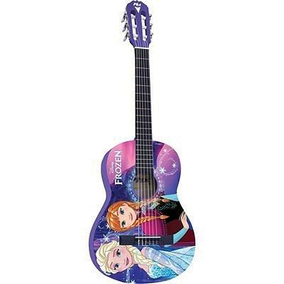 Violão Infantil Acústico Phx Disney Frozen Elsa e Anna VIF-2