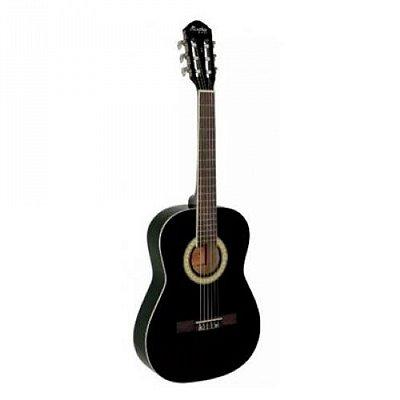 Violão Juvenil Acústico Nylon Memphis AC-34 Preto