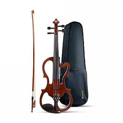 Violino 4/4 Elétrico Concert CVE44N 8050