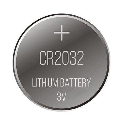 Bateria 3V Lithium CR2032